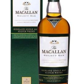 Macallan Select oak, Whisky, 40%, 1000 ml