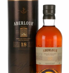Aberlour 18Y, Whisky, 43%, 700 ml