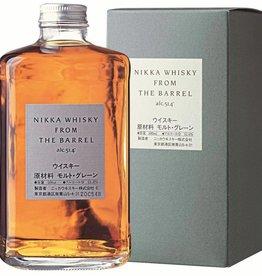 Nikka From the Barrel, Japanese Whisky, 51.4%, 500 ml