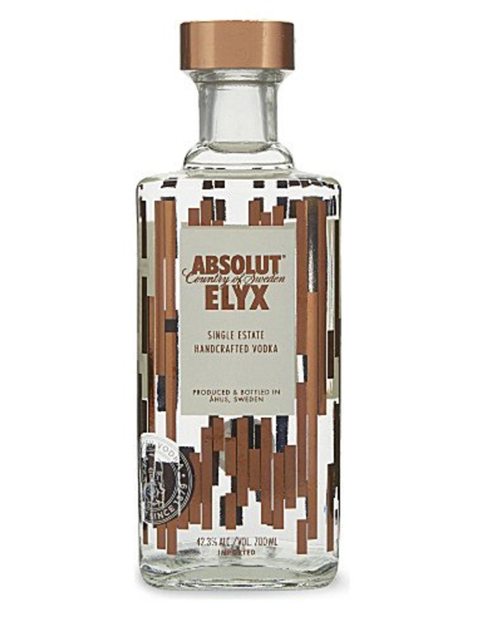 Absolut Elyx Vodka, 42.30%, 700 ml