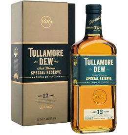 Tullamore Dew 12Y, Single Malt Whisky, 40%, 700 ml