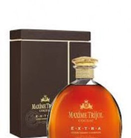 Maxim Trijol, GDE Champagne Extra Raoul Decanter, Cognac, 40%, 700ml