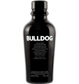 Bulldog, London Dry Gin, 40%, 1000 ml