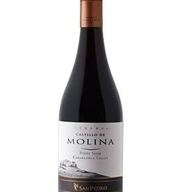 Castillo molina Pinot Noir,  Red wine, 14%, 750 ml