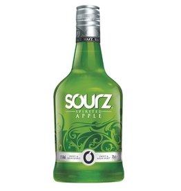 Sourz, Apple, liqueur, 15%, 700 ml