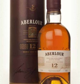 Aberlour 12 years, 1990, Pure Highland, 43%, 1000 ml