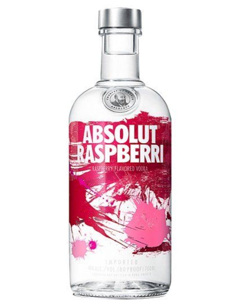Absolut Raspberry, Vodka, 40%, 700 ml