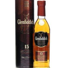 Glenfiddich 15 y, 40%, 200 ml