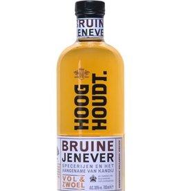Hooghoudt Bruin Jenever, Jenever, 30%, 700ml
