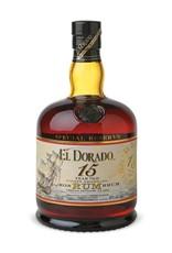 El Dorado 15 years old, Rum, 43%, 700ml