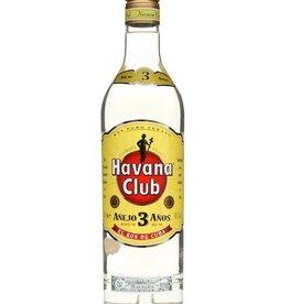 Havana club 3 years, Rum, 40%, 1000ml