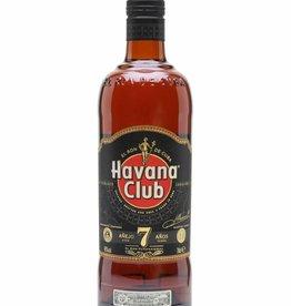 Havana club 7 years, Rum, 40%, 700ml