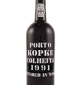 Kopke, 1991 Y, Port Wine, 20%, 750ml
