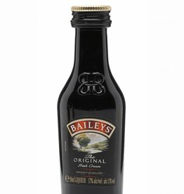 Baileys irish cream mini, Liqueur, 17%, 50ml
