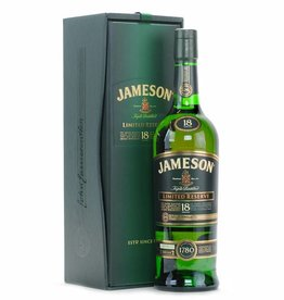 Jameson 18 Y, reserve, Whisky, 40%, 700ml