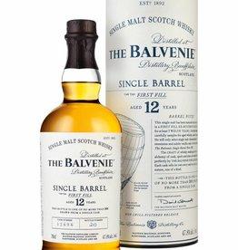 Balvenie single Barrel, 12 years, Whisky, 47,8%, 700ml