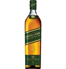 Johnnie Walker, Green Label, 15 Years, Whisky, 43%, 700ml