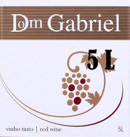 Dom Gabriel Tinto 5 L  , Wijnen Rode, 13%, 5000ml