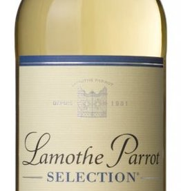 Lamothe Parrot medium sweet Wit 2015, Wijnen Witte , 11%, 750ml