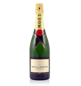 Moet & Chandon brut , Champagne, 12%, 750ml
