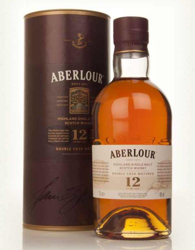 Aberlour 12y, Double cask, Whisky, 40%, 700ml