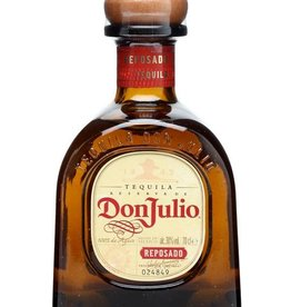 Don Julio 100% Agave, reposado, Tequila, 38%, 750ml