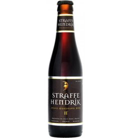 Straffe Hendrik Quadrupel, Bier, 11%, 24x330ml