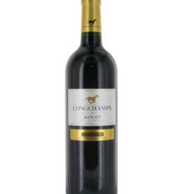 Long champs Merlot 2015, Red Wine, 12,5%, 750ml
