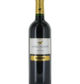 Long champs Syrah 2015, Rood wijn, 12,5%, 750ml