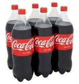 Coca Cola Original, Frisdrank, 6x1500ml, Pet Fles