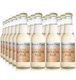 Fever Tree Ginger Ale, Frisdrank, 24x200ml