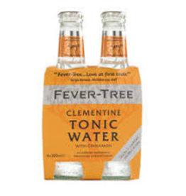 Fever Tree Clementine, Frisdrank, 6x4x200ml