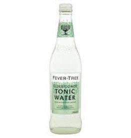 Fever Tree Elderflower Tonic , Frisdrank, 500ml