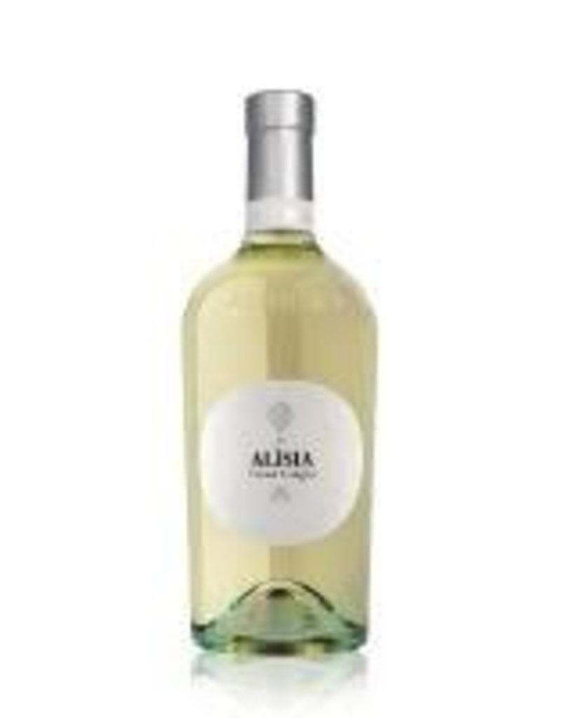 Alisia Pinot Grigio, 12.5%, 750 ml