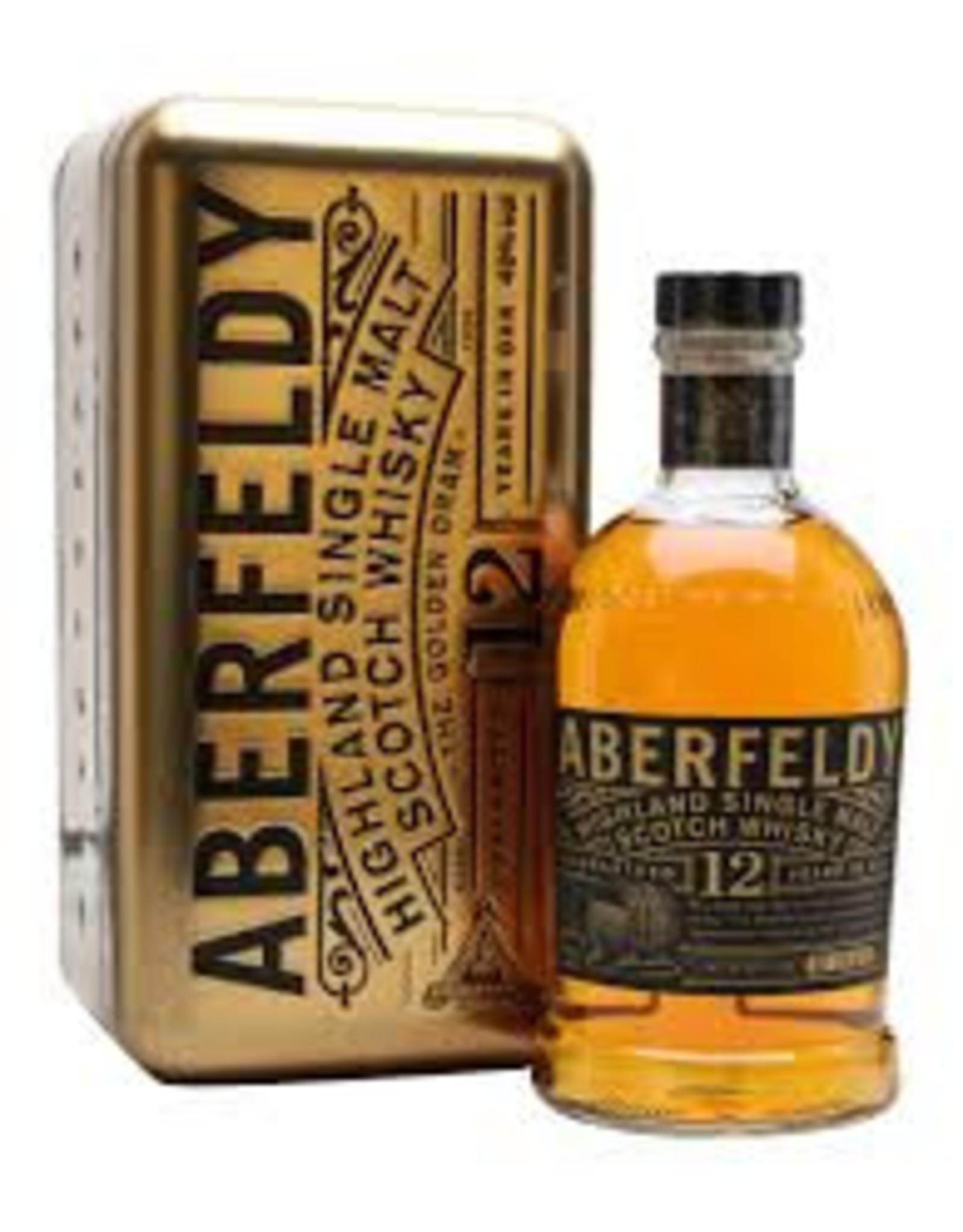 Aberfeldy 12 GB , Whisky, 40%, 700ml