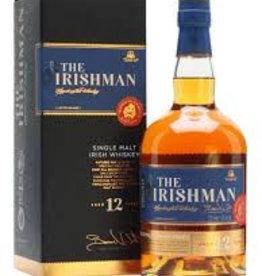 The Irishman 12 Y, Single Malt, 43%, 700 ml