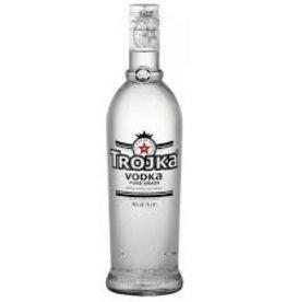 Trojka Pure Grain, Vodka, 40%, 700 ml