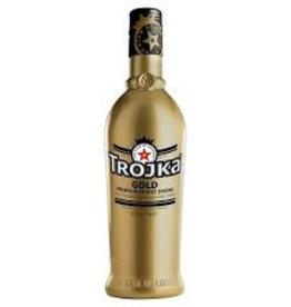 Trojka Gold Edition, Vodka, 40%, 700 ml