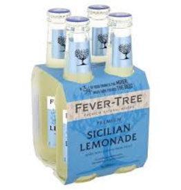 Fever Tree Sicilian Lemonade , Frisdrank, 24x200ml