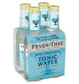 Fever Tree Mediterranean Tonic Water, Frisdrank, 24x200ml