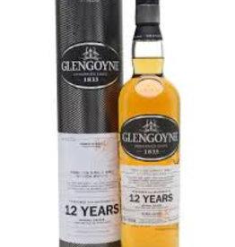 Glengoyne 12 Y, Single Malt Whisky, 43%, 700 ml