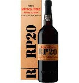 Ramos Pinto quinta 20 Y Port, 20%, 750 ml