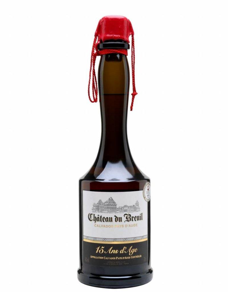 Chat Du Breuil 15 y Calvados, 41%, 700 ml