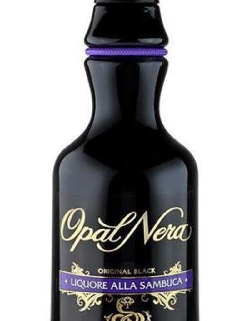 Opal Nera Alla Sambuca, Black, 40%, 700 ml