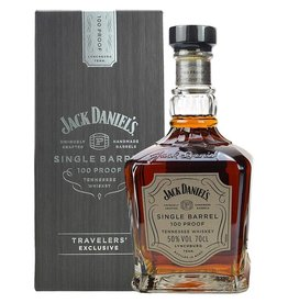 Jack Daniels 100 proof, Bourbon Whisky, 50%, 700 ml