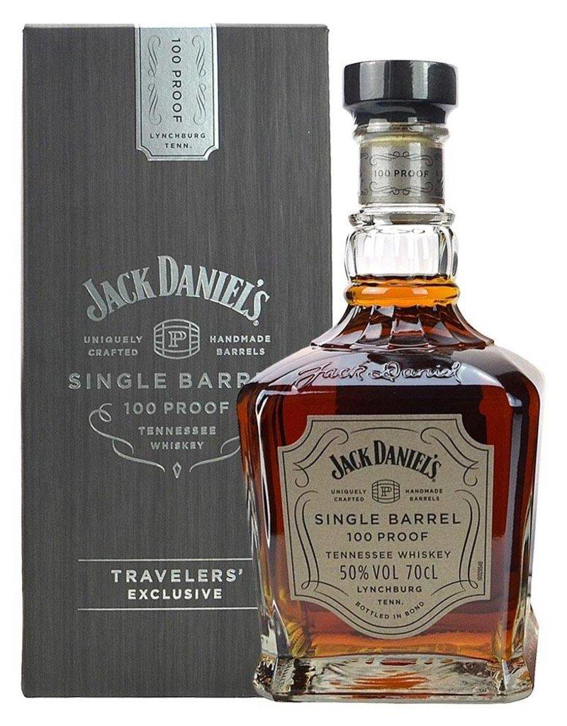 Jack Daniels 100 proof, Bourbon Whisky, 50%, 700 ml