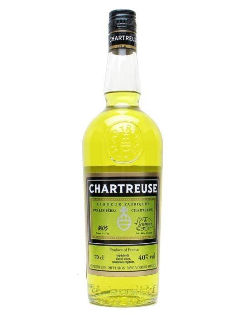 Chartreuse Liqueur, 55%, 700 ml