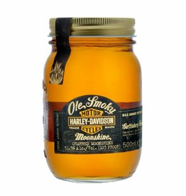Ole Smokey Harley Davidson, Whisky, 51.50% 500 ml