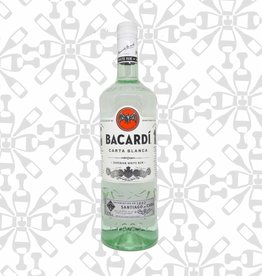 Bacardi Carta Blanca, Rum, 37,5%, 1000ml