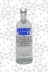 Absolut Blue, Vodka, 40%, 1000ml